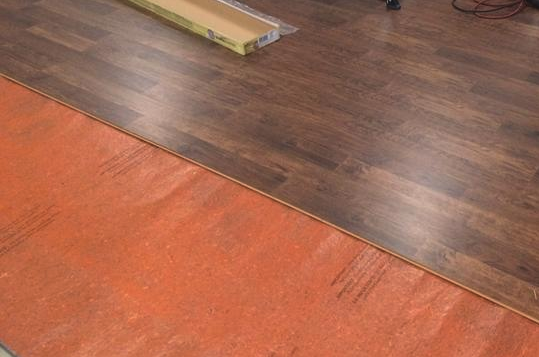 Laminate Underlayment at Home Depot